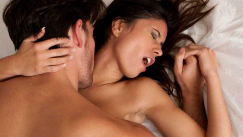 fantasías sexuales de la mujer